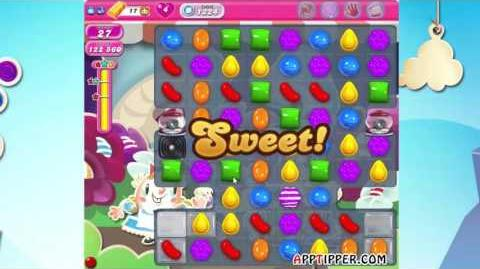 Candy Crush Saga Level 1224 - ★★★