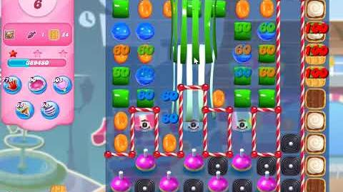 Candy Crush Saga Level 4020