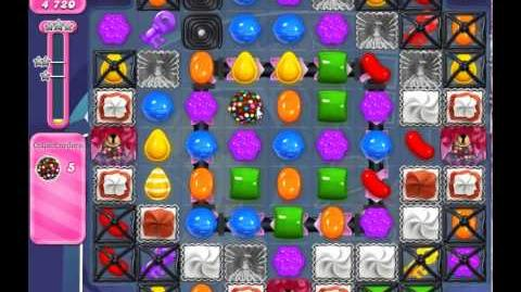 Candy Crush Saga Level 834
