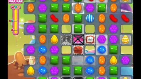 Candy Crush Saga Level 852