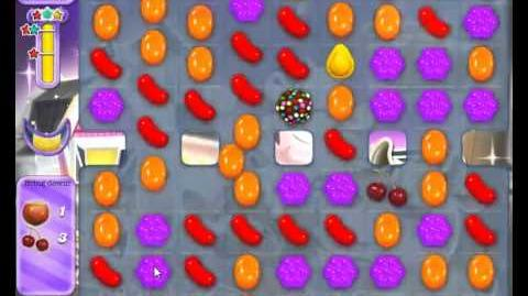 Candy Crush Saga Dreamworld Level 238 (3 Stars)