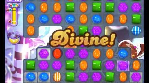 Candy Crush Saga Dreamworld Level 496