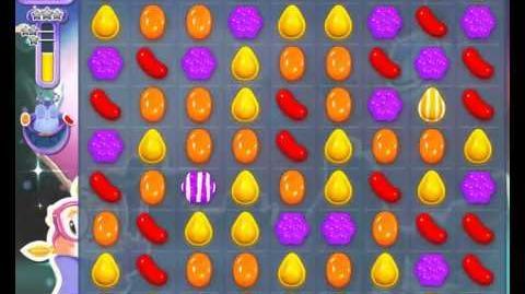 Candy Crush Saga Dreamworld Level 98 (Traumwelt)