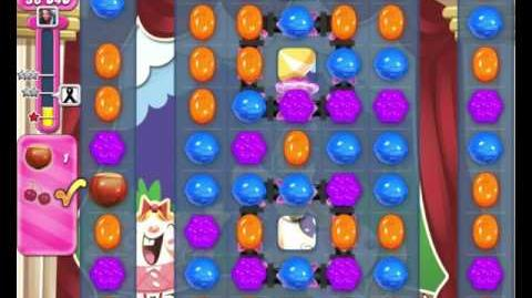 Candy Crush Saga LEVEL 2303 NO BOOSTERS (new version)