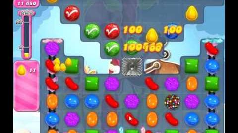 Candy Crush Saga Level 1812 - NO BOOSTERS