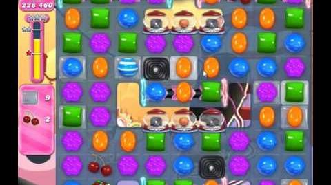 Candy Crush Saga Level 1844 - NO BOOSTERS