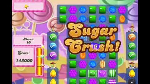 Candy Crush Saga Level 2760 NO BOOSTERS 3Star 2700plus Group Redesigned 151017