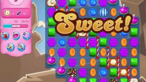 Candy Crush Saga Level 3712 NO BOOSTERS