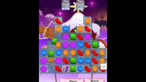 Candy Crush Level 1395 24 moves