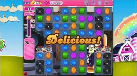Candy Crush Saga - Level 227 - No boosters