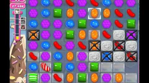 Candy Crush Saga How to pass level 38