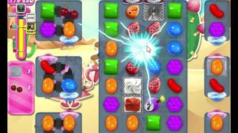 Candy Crush Saga LEVEL 2141 NO BOOSTERS