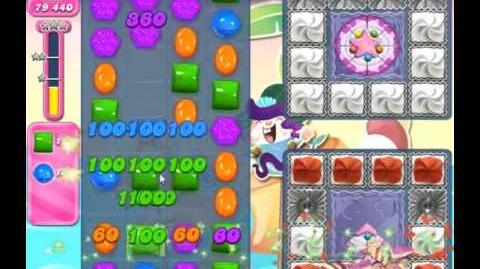 Candy Crush Saga Level 2108 - NO BOOSTERS