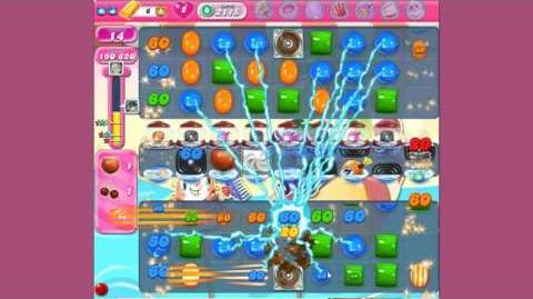 Candy Crush Saga Level 2115 - no boosters