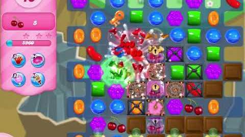 Candy Crush Saga Level 2909 NO BOOSTERS (second version)