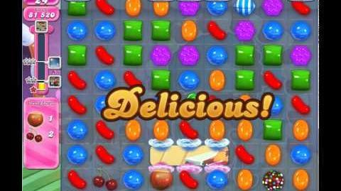 Candy Crush Saga Level 767 (No booster, 3 Stars)