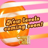 New levels announcement 104