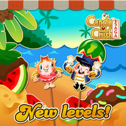 New levels released 171