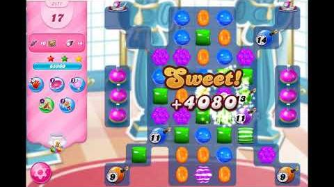 Candy Crush Saga - Level 3171 ☆☆☆