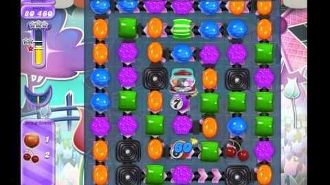Candy Crush Saga Dreamworld Level 600 (No booster, 3 Stars)