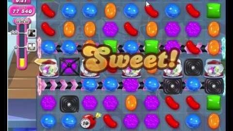 Candy Crush Saga LEVEL 2175 NO BOOSTERS