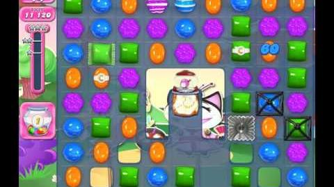 Candy Crush Saga Level 1941 (No boosters)
