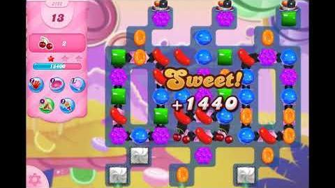 Candy Crush Saga - Level 3122 ☆☆☆