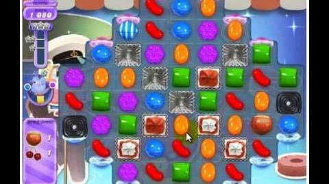 Candy Crush Saga Dreamworld Level 137 - No Boosters - 3 Stars