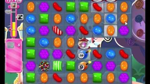 Candy Crush Saga LEVEL 2187 NO BOOSTERS