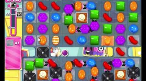 Candy Crush Saga LEVEL 2370 NO BOOSTERS