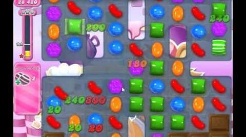 Candy Crush Saga Level 1325 - NAUGHTY 🍯🐻