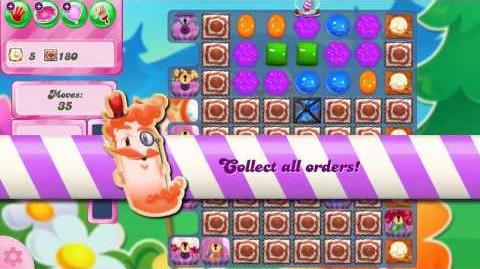 Candy Crush Saga Level 2481