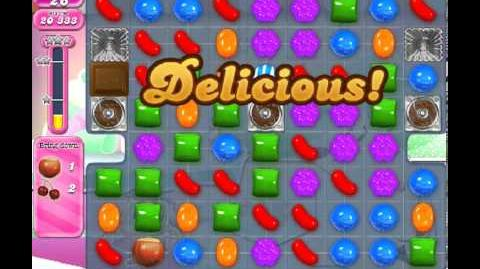 Candy Crush Saga Level 249 - 3 Star - no boosters