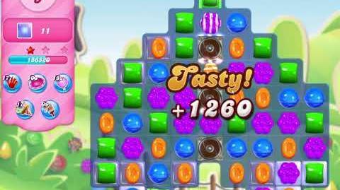 Candy Crush Saga Level 3160 NO BOOSTERS (sixth version)