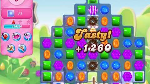 Candy Crush Saga Level 3160 NO BOOSTERS (sixth version)
