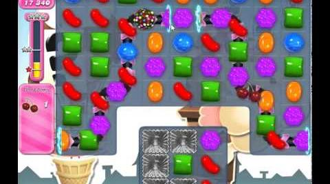 Candy Crush Saga Level 708