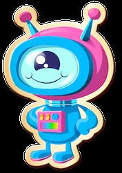 Alien happy3