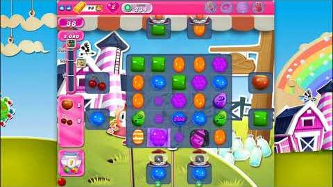 Candy Crush Saga - Level 234 - No boosters ☆☆☆
