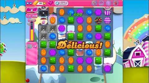 Candy Crush Saga - Level 2797 - No boosters