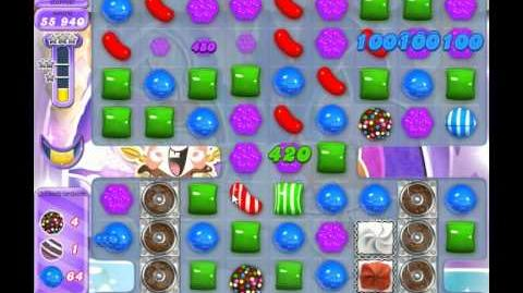 Candy Crush Saga Dreamworld Level 512 (No booster, 3 Stars)
