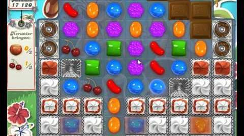 Candy Crush Saga Level 187