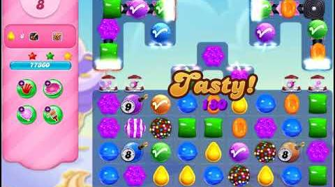 Candy Crush Friends Group Level 2779 NO BOOSTERS 3Stars Redesigned 271017