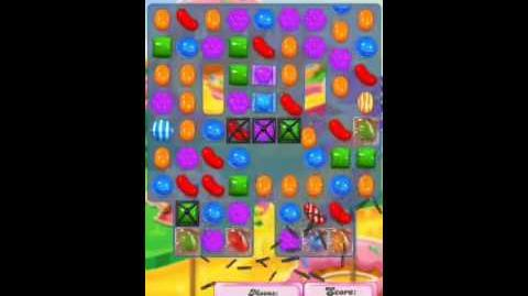 Candy Crush Level 1940 (3rd version, 25 moves and 20,000 target)