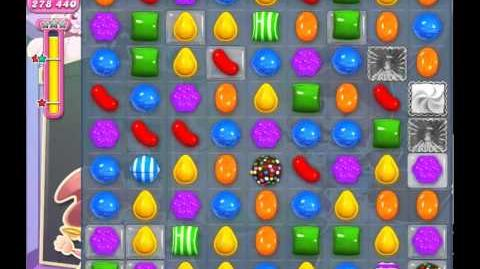 Candy Crush Saga Level 1087 - SUPERB LEVEL!