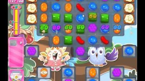 Candy Crush Saga Level 1678 - NO BOOSTERS