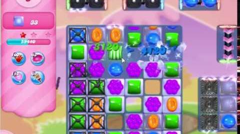 Candy Crush Saga Level 2860 NO BOOSTERS (new version)