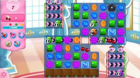 Candy Crush Saga Level 2978 NO BOOSTERS (14 moves)