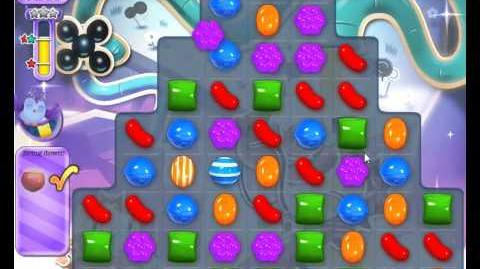 Candy Crush Saga Dreamworld Level 22 (Traumland)