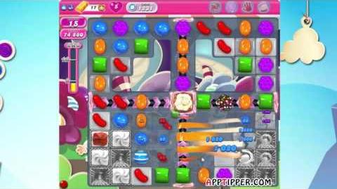 Candy Crush Saga Level 1231 - No Boosters