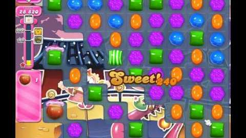 Candy Crush Saga Level 1789 ( New with 18 Moves and Fewer Ingredients ) No Boosters 2 Stars